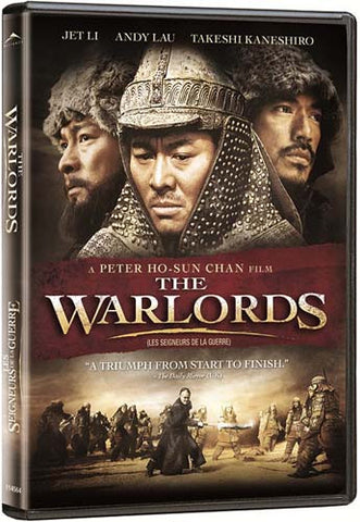 The Warlords (Bilingual) DVD Movie