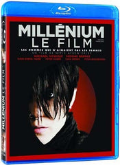 Millenium - Part 1 (The Girl With The Dragon Tattoo) (Bilingual) (Blu-ray)