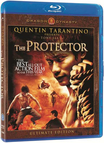 The Protector - Ultimate Edition (Blu-ray) BLU-RAY Movie