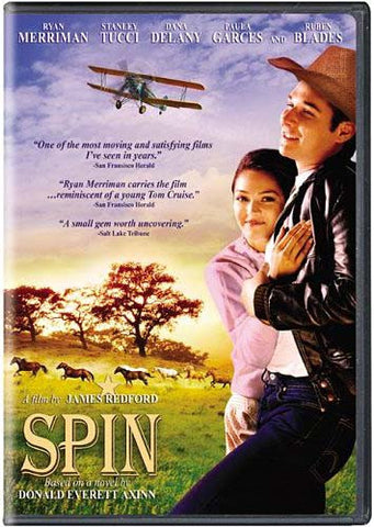 Spin DVD Movie