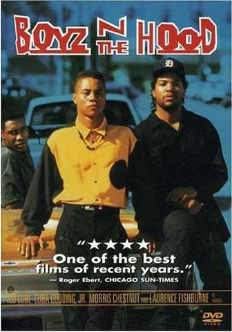 BoyzN the Hood (Fullscreen) DVD Movie