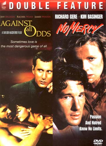 Against All Odds/ No Mercy (Double Feature) DVD Movie