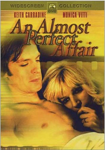 An Almost Perfect Affair DVD Movie