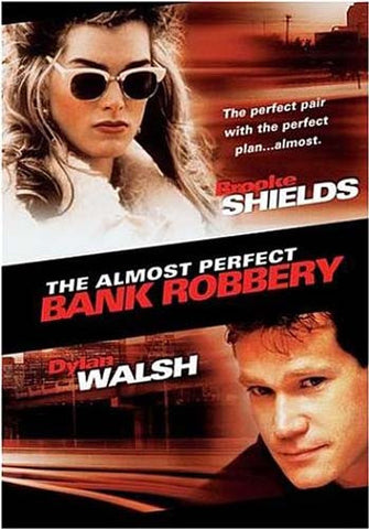 The Almost Perfect Bank Robbery DVD Movie