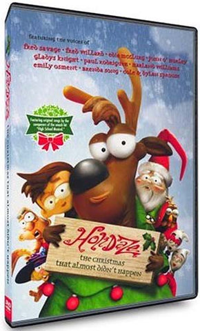 Holidaze - The Christmas That Almost Didn't Happen DVD Movie