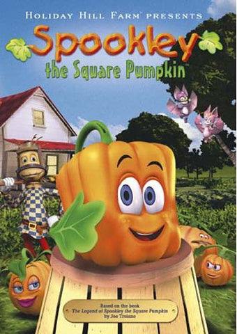 Spookley the Square Pumpkin DVD Movie