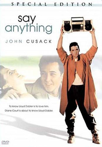 Say Anything (Special Edition) DVD Movie
