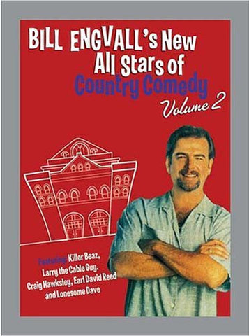 Bill Engvall's New All Stars Of Country Comedy - Vol. 2 DVD Movie