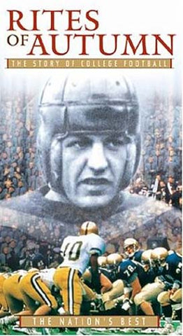 Rites Of Autumn - The Story Of College Football - The Nation's Best(5)/Dynasties(6) DVD Movie