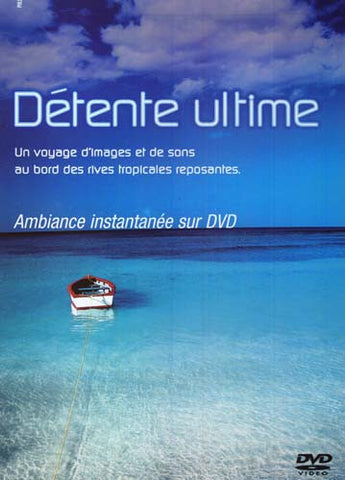 Detente Ultime DVD Movie