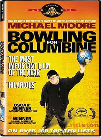 Bowling For Columbine (Single Disc) DVD Movie