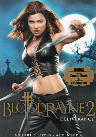 BloodRayne 2 - Deliverance (R - Rated) DVD Movie
