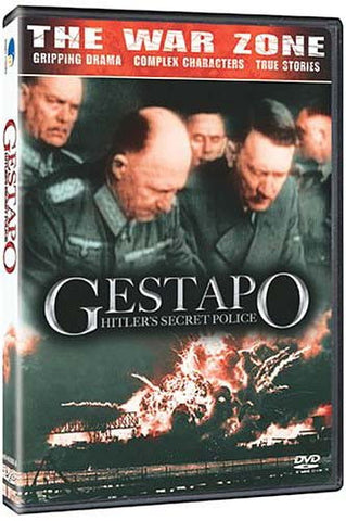 Gestapo - Hitler's Secret Police DVD Movie