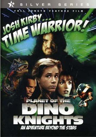 Josh Kirby...Time Warrior - Planet Of The Dino Knights DVD Movie