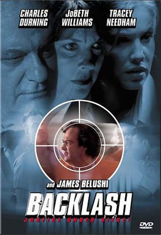 Backlash (Jack Ersgard) DVD Movie