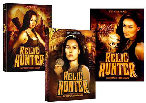 Relic Hunter Season 1 / 2 / 3 (Boxset) (3 Pack) DVD Movie