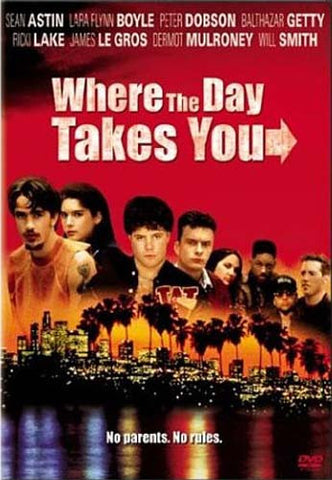 Where The Day Takes You (Fullscreen) DVD Movie
