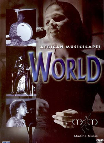 African Musicscapes - World DVD Movie