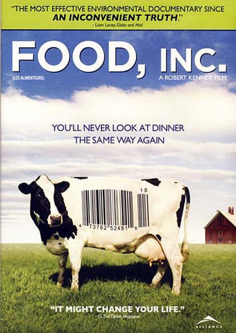 Food, Inc. DVD Movie