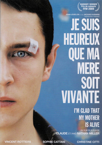 Je Suis Heureux Qui Ma Mère Soit Vivante (I m Glad My Mother Is Alive) (Bilingual) DVD Movie