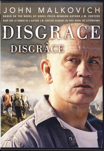 Disgrace (Bilingual) DVD Movie