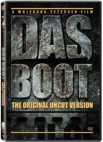 Das Boot - The Original Uncut Version DVD Movie