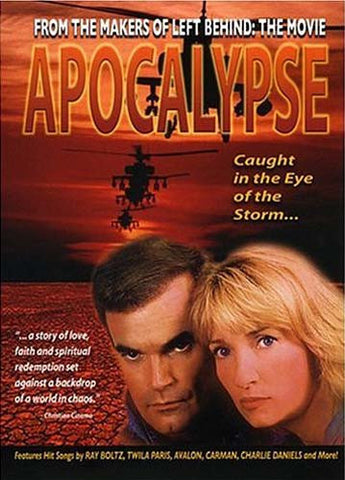Apocalypse - Caught In the Eye of the Storm DVD Movie
