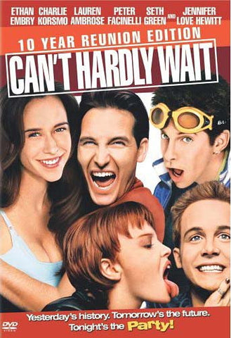 Can't Hardly Wait (10 Year Reunion Edition) DVD Movie