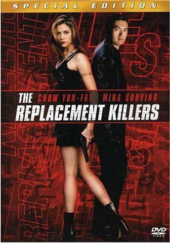 The Replacement Killers (Special Edition) DVD Movie