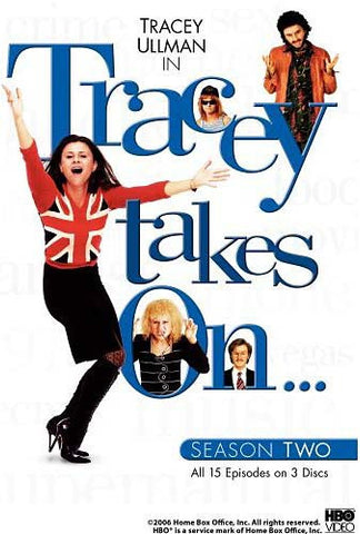 Tracey Takes On - The Complete Second Season (Boxset) DVD Movie