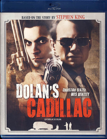 Dolan s Cadillac (Bilingual) (Blu-ray) BLU-RAY Movie