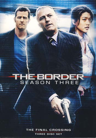 The Border - Season Three (Boxset) DVD Movie