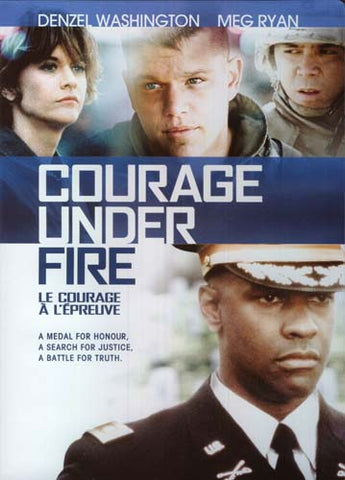 Courage Under Fire (Le Courage A L'Epreuve) DVD Movie