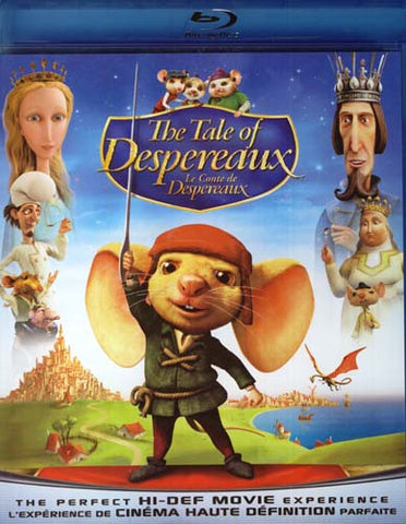 The Tale Of Despereaux (Bilingual) (Blu-ray) BLU-RAY Movie