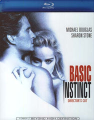Basic Instinct (Director's Cut) (Blu-ray)