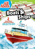 All About Boats And Ships And Helicopters DVD Movie