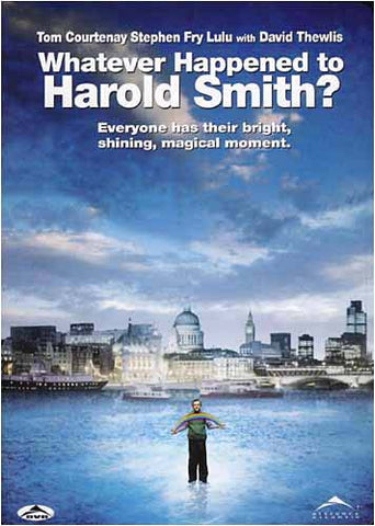 Whatever Happened To Harold Smith? DVD Movie