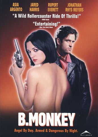 B. Monkey DVD Movie