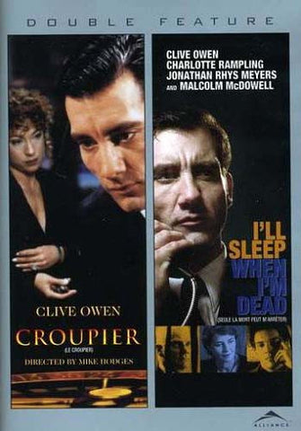Croupier / I ll Sleep When I m Dead (Double Feature) (Bilingual) DVD Movie
