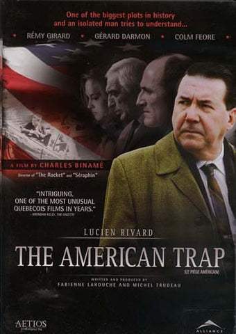 The American Trap (Le Piege Americain) DVD Movie