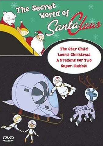 The Secret World of Santa Claus - 2 DVD Movie