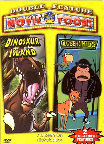 Dinosaur Island/Globehunters (Double Feature) DVD Movie