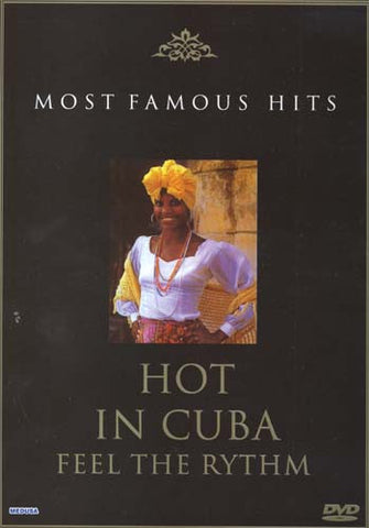 Hot In Cuba - Feel The Rythm (Most Famous Hits) DVD Movie