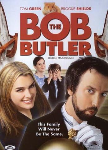 Bob The Butler (Bilingual) DVD Movie