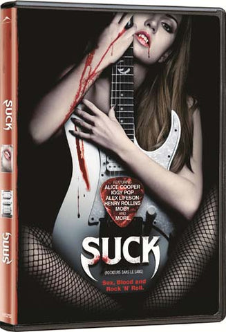 Suck DVD Movie