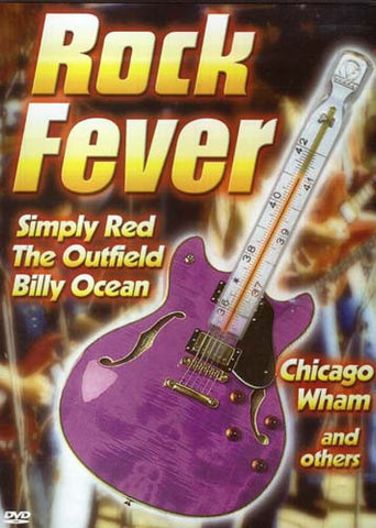 Rock Fever DVD Movie