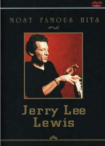Jerry Lee Lewis (Most Famous Hits) DVD Movie