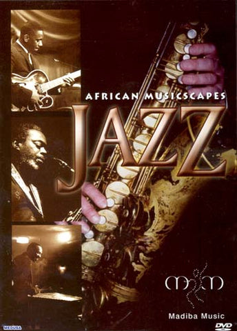 African Musicscapes - Jazz DVD Movie