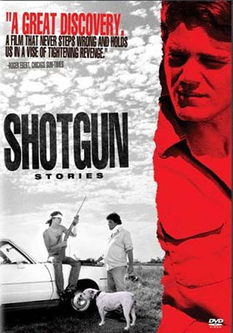 Shotgun Stories DVD Movie