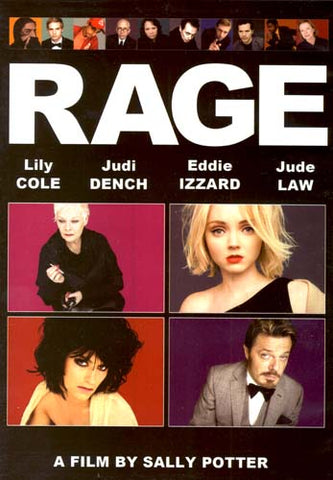 Rage DVD Movie
